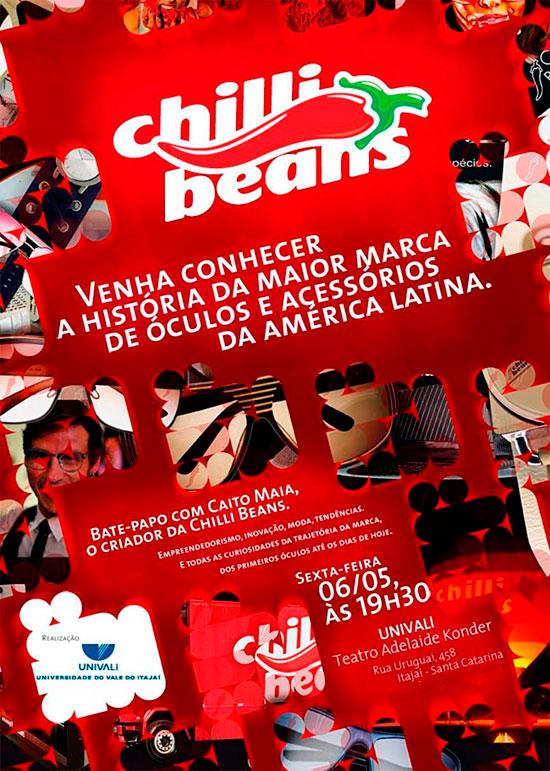 Bate-papo Chilli Beans
